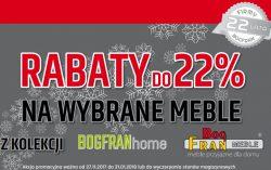 BOGFRAN 250x157 Meble Wójcik – atrakcyjne promocje