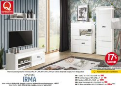 IRMA 250x178 Meble Wójcik – atrakcyjne promocje