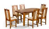 Stół Ares + krzesło P 11