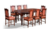 Stół Baron I + krzesło P 4