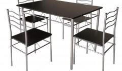 zestaw esprit 240x140 Stoły i krzesła