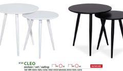 CLEO S 240x140 Ławy i stoliki