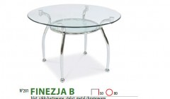 FINEZJA B S 240x140 Ławy i stoliki