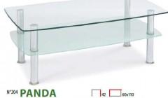 PANDA S 240x140 Ławy i stoliki