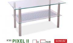PIXEL II S 240x140 Ławy i stoliki