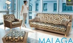 MALAGA 240x140 Meble wypoczynkowe Wójcik