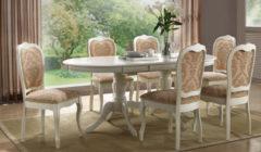ANJELICA BIANCOPR SC 240x140 Stoły i krzesła