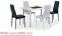 ADONISK70 240x140 Stoły i krzesła