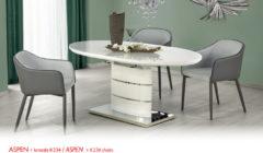 ASPENK234 240x140 Stoły i krzesła