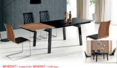 BENEDIKTK190 240x140 Stoły i krzesła