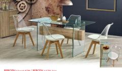 BERGENK246 240x140 Stoły i krzesła