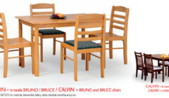 CALVINBRUNO I BRUCE 240x140 Stoły i krzesła