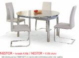 NESTORK106 160x117 STÓŁ NESTOR+KRZESŁO K106