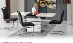 NORDK234 240x140 Stoły i krzesła