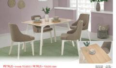 PETRUSTOLEDO 240x140 Stoły i krzesła