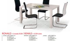ROLANDK104 240x140 Stoły i krzesła