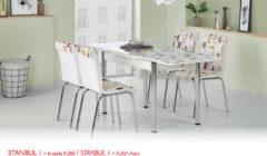 STANBUL I K260 240x140 Stoły i krzesła