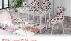 STANBUL IVK263 240x140 Stoły i krzesła