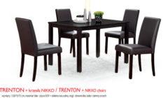 TRENTONNIKKO 240x140 Stoły i krzesła