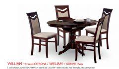 WILLIAMCITRONE 240x140 Stoły i krzesła