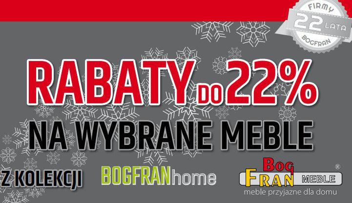 BOGFRAN 721x416 Meble Wójcik – atrakcyjne promocje