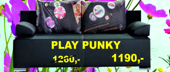 PLAY PUNKY PLAY PUNKY