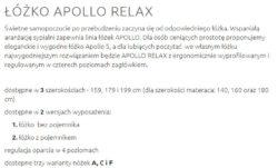 APOLLO RELAX 3 250x151 Apollo Relax