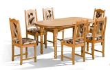 stol ares I krzeslo p3 160x102 stół ares I +krzesło p3