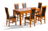 stol logankrzeslo p27 160x102 stół logan+krzesło p27