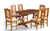 stol mars I krzeslo NW 160x102 stół mars I +krzesło NW