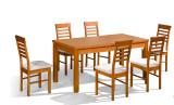 stol orion p prostokatny krzeslo p14 160x97 stół orion p prostokątny +krzesło p14
