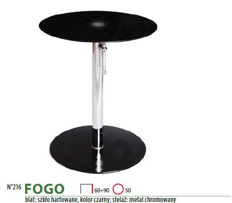 FOGO S - FOGO S
