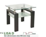 LISA D WENGE S 160x132 LISA S