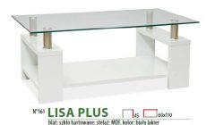 LISA PLUS S 240x140 Ławy i stoliki