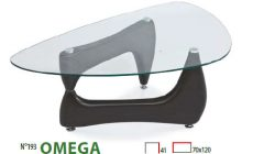OMEGA WENGE S 240x140 Ławy i stoliki