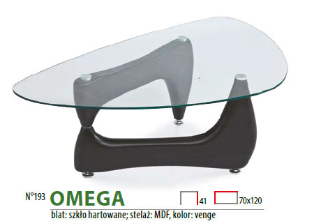 OMEGA WENGE S OMEGA WENGE S