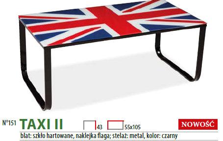 TAXI II FLAGA S TAXI II FLAGA S