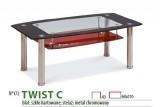 TWIST C CZARNO CZERWONY S 160x107 TWIST