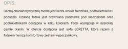 fotel loretta 3 250x96 LORETTA