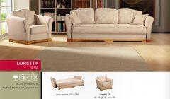loretta 240x140 Kanapy i Fotele