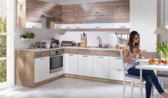 ECONO ZESTAW NAROŻNY 240x140 Meble kuchenne modułowe