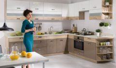 PREMIO 240x140 Meble kuchenne modułowe