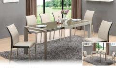 ARABIS K182 240x140 Stoły i krzesła