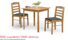 COLINBRUNO 240x140 Stoły i krzesła