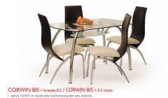 CORWIN BISK2 240x140 Stoły i krzesła