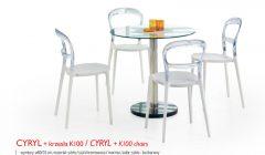 CYRYLK100 240x140 Stoły i krzesła
