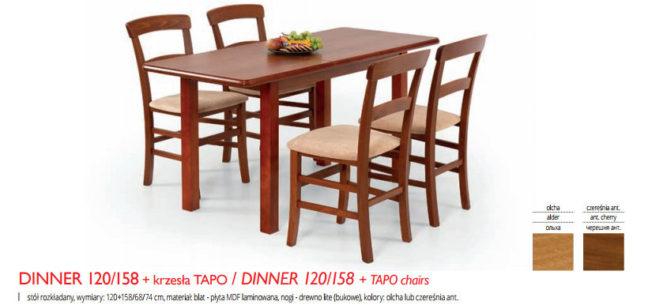 DINNER 120 158TAPO 648x305 DINNER 120 158+TAPO