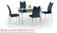 LESTER 120K187 240x140 Stoły i krzesła