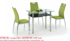 LESTER 90K187 240x140 Stoły i krzesła