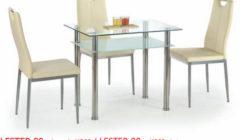 LESTER 90K202 240x140 Stoły i krzesła